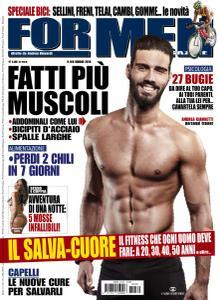 For Men Magazine - Giugno 2016