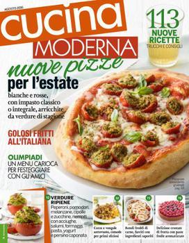 Cucina Moderna - Agosto 2016