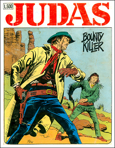 Judas - Volume 7 - Bounty Killer (1980)