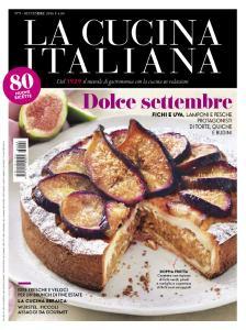 La Cucina Italiana - Settembre 2016