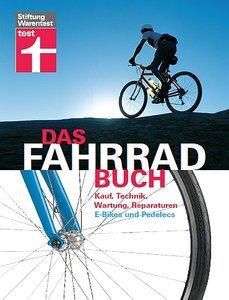 Stiftung Warentest - Das Fahrradbuch Kauf,Technik,Wartung,Reparaturen,E-Bikes und Pedelecs