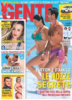 Gente Italia N.33 - 22 Agosto 2017