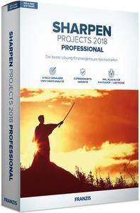 Franzis SHARPEN-Projects Professional 2.23.02756 + Plugins Multilingual