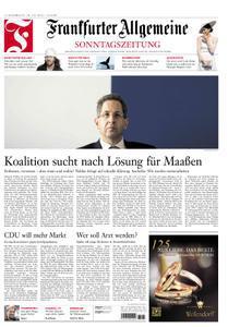 Frankfurter Allgemeine Sonntags Zeitung 16 September 2018