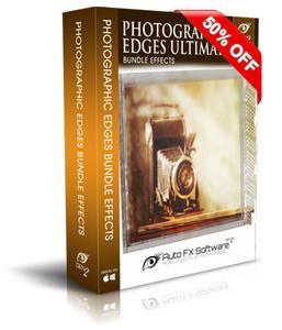 Auto FX PhotoGraphic Edges Ultimate Bundle Gen.2 v9.6.0