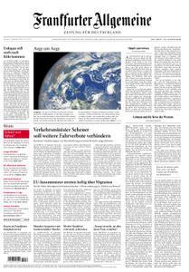 Frankfurter Allgemeine 15 September 2018