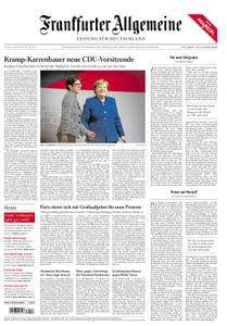Frankfurter Allgemeine 08 Dezember 2018