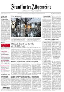 Frankfurter Allgemeine 10 Dezember 2018