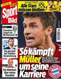 Sport Bild Magazin No 50 vom 12 Dezember 2018