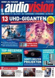 Audiovision Magazin (Kino zu Hause) Februar No 02 2019