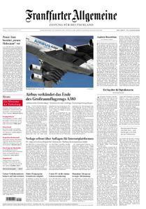 Frankfurter Allgemeine 15 Februar 2019
