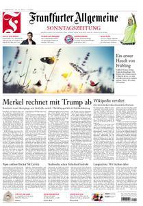 Frankfurter Allgemeine Sonntags Zeitung 17 Februar 2019