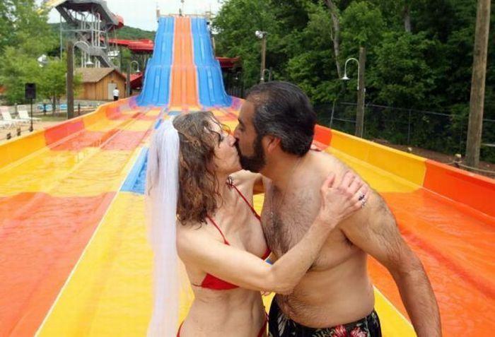 Najdziwniejsze śluby #3 10