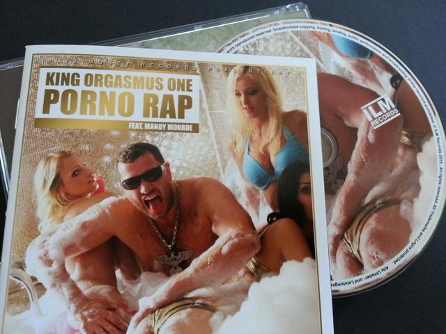 Cover: King Orgasmus One Feat. Mandy Monroe - Porno Rap-DE-2015-VOiCE