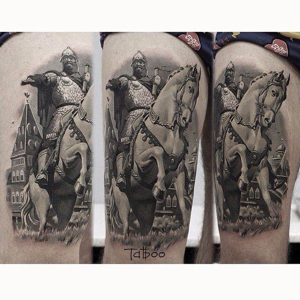 Nietypowe tatuaże #5 1
