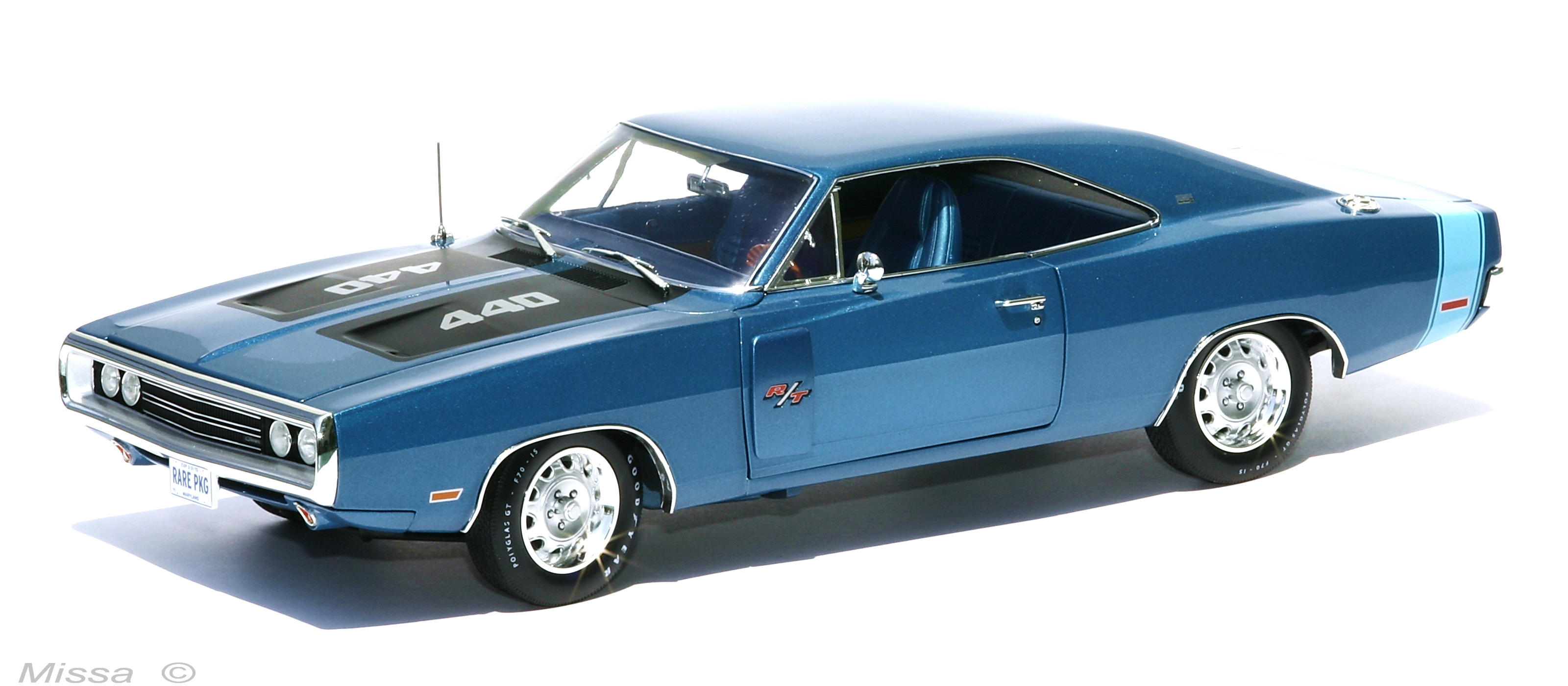 Autoworld - Dodge Charger R/T SE (1970) - AMM980 - DX ...