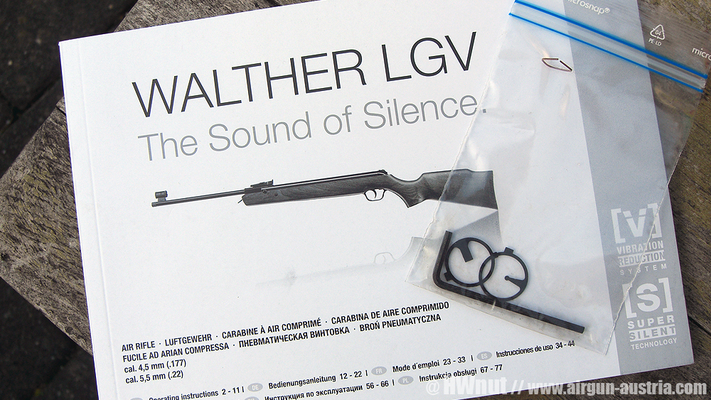 Zielfernrohr für luftgewehr einstellen: zf: nikon prostaff target