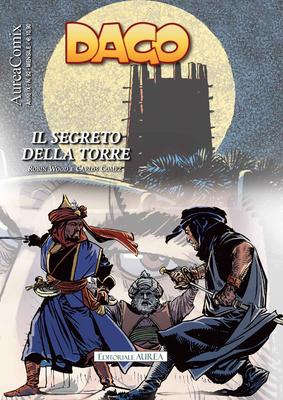 Dago 117 - Aureacomix 92 - Il Segreto della Torre (09/2018)