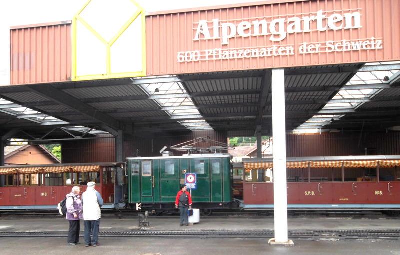 Urlaubsnachlese jungfraubahn stummis modellbahnforum for Depot schongau