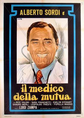 Il Medico della Mutua (1968) .avi DVDRip AC3 - ITA