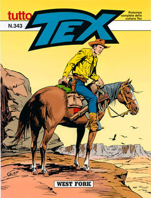 Tex. Tutto Tex 343 - West Fork (06-2001)