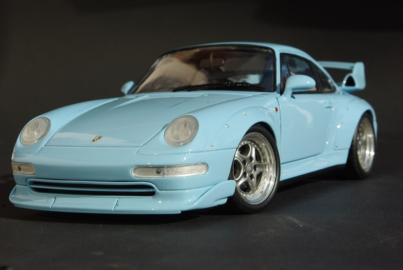 1 18 ut models porsche 911 993 gt2 tracktool gulf design. Black Bedroom Furniture Sets. Home Design Ideas