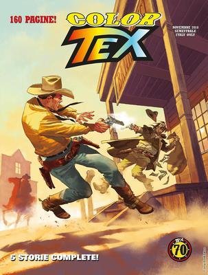 Color Tex N. 14 - L'apache bianco e altre storie (11-2018)