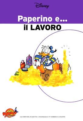 Paperino TV Sorrisi e Canzoni N. 08 - Paperino e... il lavoro (07-2004)