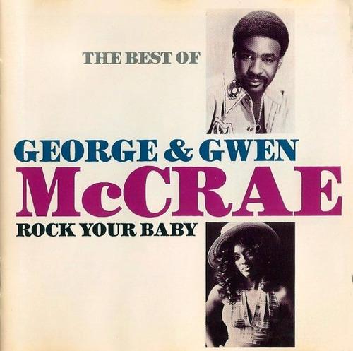 Soul] George McCrae - Best Of George & Gwen McCrae -1993- - myGully ...