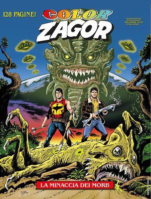 Color Zagor N.008 - La minaccia dei Morb (11/2018)