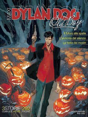 Dylan Dog MAXI Old Boy n. 22 (11-2014)