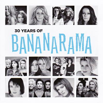 Bananarama - 30 Years of Bananarama [Limited Edition] (2012) DVD9 1:1 Eng