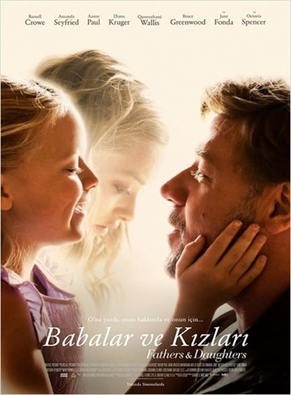 Babalar ve Kızları – Fathers and Daughters 2015 BRRip XviD AC3 Türkçe Altyazı – Tek Link