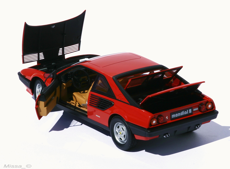 view topic hot wheels elite ferrari mondial 8 3 2. Black Bedroom Furniture Sets. Home Design Ideas
