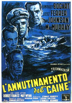 L'ammutinamento del Caine (1954) .avi DVDRip AC3 ENG - ITA