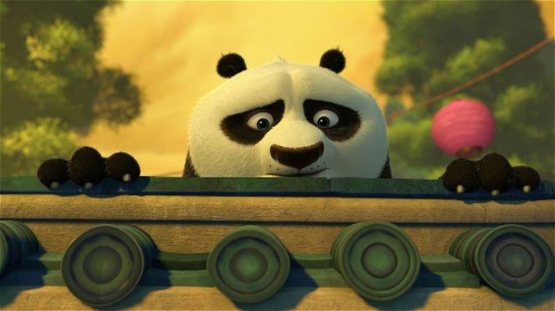 Kung Fu Panda: Ustanın Sırları Ekran Görüntüsü 2