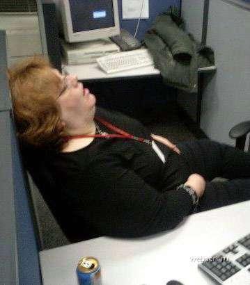 Nuda w pracy ? 11
