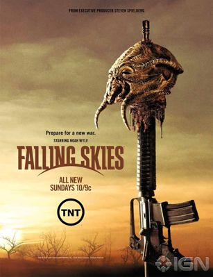 Falling Skies - Stagione 4 (2016) (Completa) BDMux ITA ENG MP3 Avi