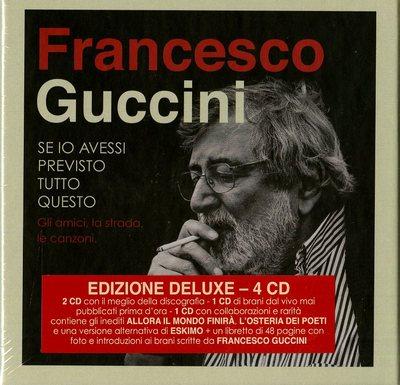 Francesco Guccini - se io avessi previsto tutto questo [Deluxe Ed.] (2015).Mp3 - 320Kbps