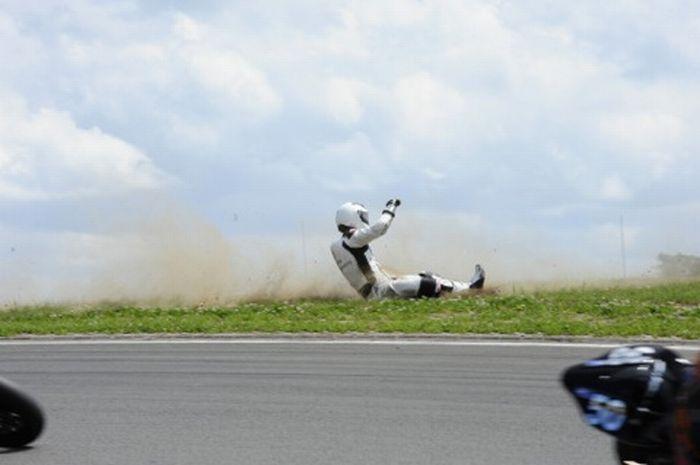 Wypadki motocyklistów 10
