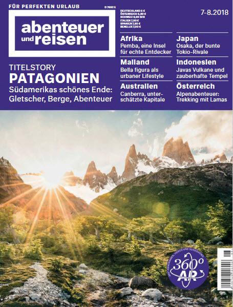 Abenteuer und Reisen Magazin Juli-August No 07,08 2018
