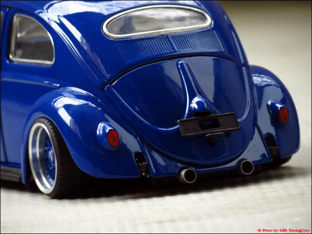 1 18 tuning 1955 vw k fer ovali rs racing mit bbs alu. Black Bedroom Furniture Sets. Home Design Ideas
