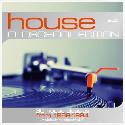VA - House Classics (1989-1994) (Oldschool Edition) [2CD] (2014) .mp3 - V0