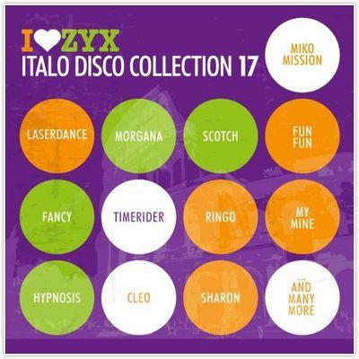 VA - ZYX Italo Disco Collection 17 [3CD] (2014) .mp3 - V0