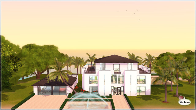 Gse Haus pfotis corner sims3 thema anzeigen the lemon cube by kebron
