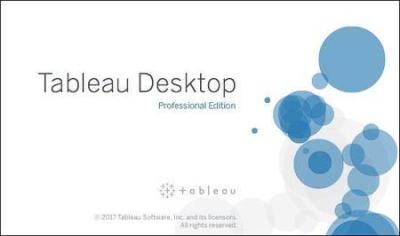 Tableau Desktop Professional Edition 2018.3.1
