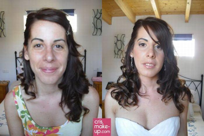 Ile zmienia makijaż? 11