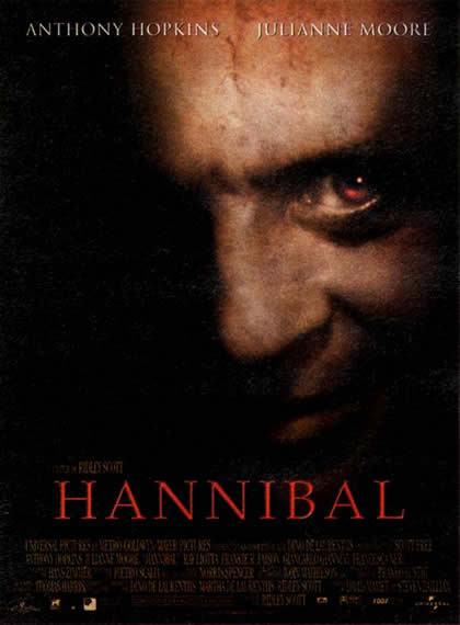 Hannibal 2001 (BDRip 576p) DuaL TR-ENG