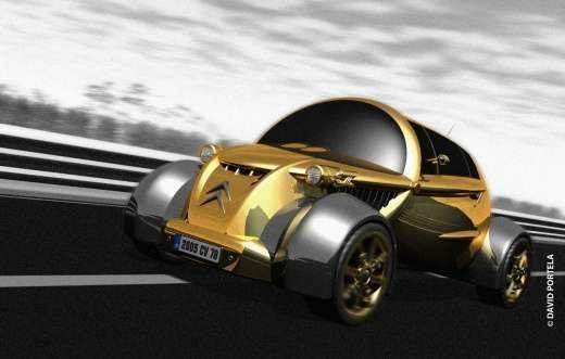 Citroen 2CV Concept 5