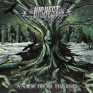 Highest Falls – A View From The End [EP] (2016)